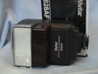 ' 628AF ' Canon Dediated Vivitar 628AF Camera Flash + Inst £4.99